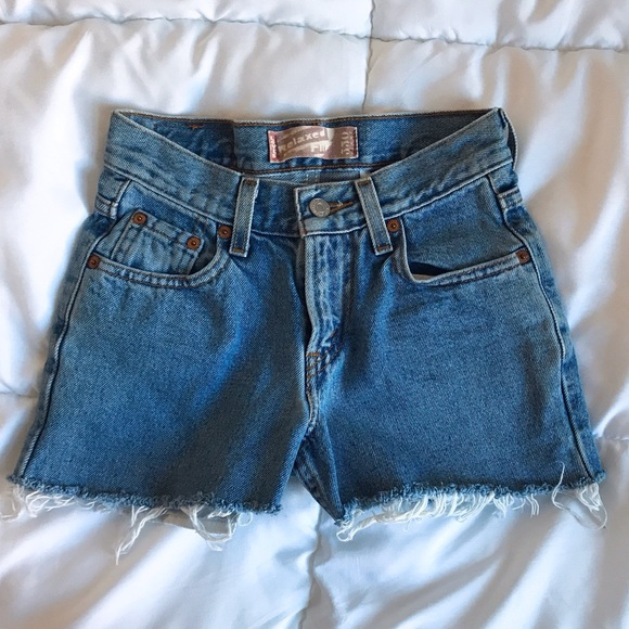 45bd72ff Levi's Shorts   Levis 550 Jean   Poshmark